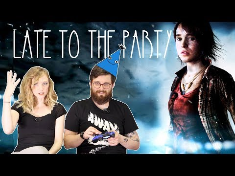 Let's Play Beyond: Two Souls - Late to the Party