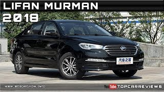 2018 LIFAN MURMAN Review Rendered Price Specs Release Date