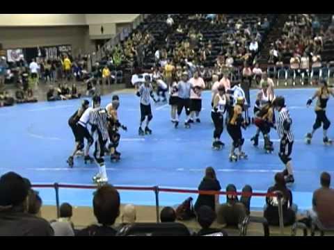 Monumental Mayhem Regionals, 2011: Brew City v. Chicago Outfit 1
