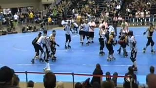 Monumental Mayhem Regionals, 2011: Brew City v. Chicago Outfit 1