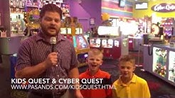 Live Like a Local: Kids Quest and Cyber Quest in Bethlehem.