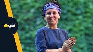 Janowska o Tokarczuk: jej książki mają w sobie ogromny ładunek humanistyczny | #OnetRANO