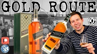 Johnnie Walker Explorers Club Gold Route - WhiskyWhistle 297