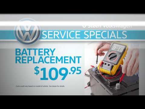 O'Steen VW Service TV Spot - AIM OVW SS 3 17