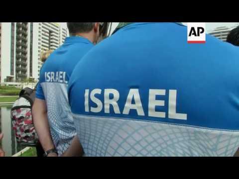 Memorial opens to slain Israeli athletes of 1972