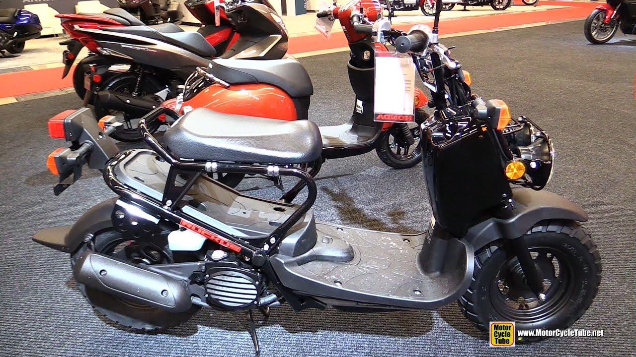 2015 honda ruckus walkaround 2015 salon moto de - Salon de moto montreal ...