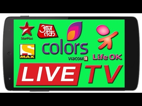 3 Best apps to watch Live TV on Smart Phone in India