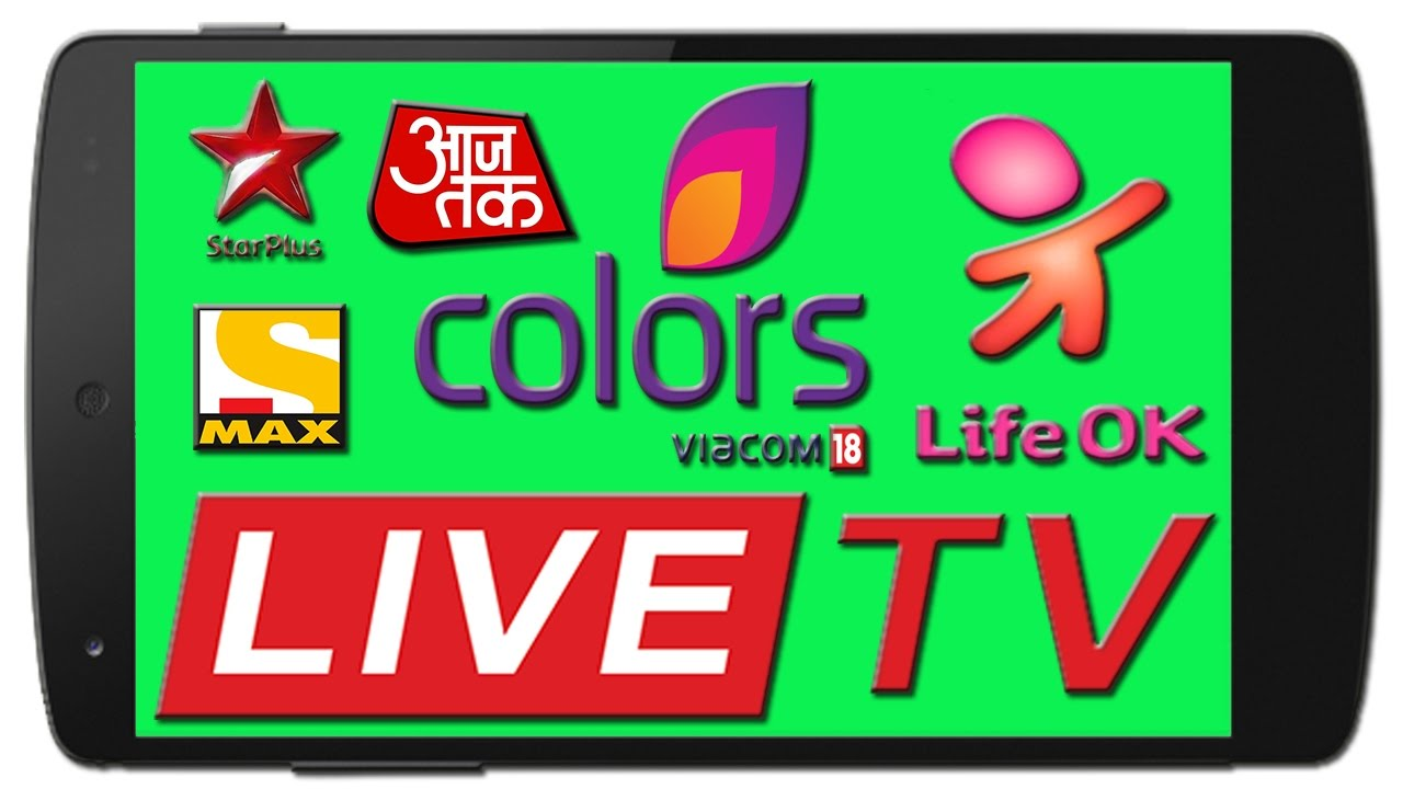 3 Best apps to watch Live TV on Smart Phone in India - YouTube