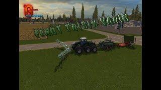 farming simulator 17 mods FENDT TRISIX VARIO