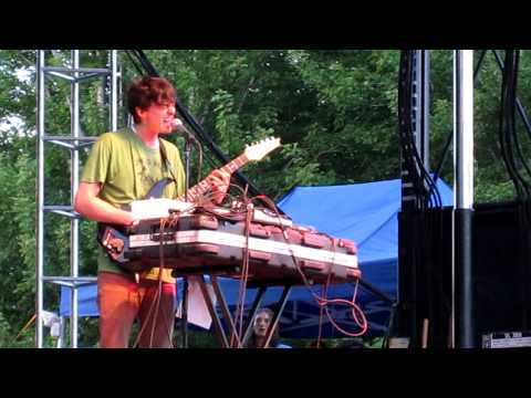 Panda Bear - You Can Count On Me - Live at Pitchfork Music Fest 2010