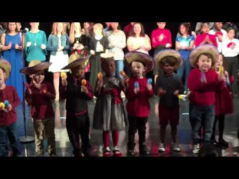 2017 Apopka Christian Academy Christmas Program
