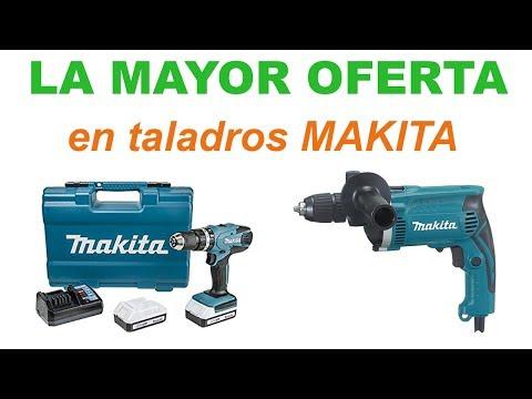 Taladro Makita | La mayor oferta en taladros Makita