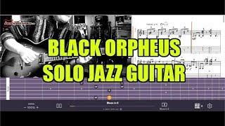 Black orpheus. Джазовый стандарт. Соло гитара