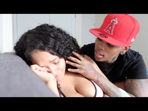 I DON'T WANNA HAVE A BABY PRANK ON GIRLFRIEND!!