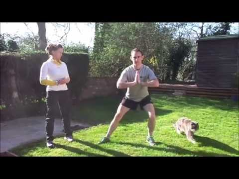 STARTfit Home Exercises to Improve Golf Technique