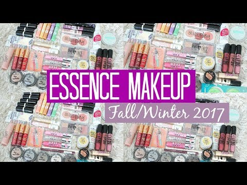 essence Fall 2017 Collection Swatches and Review! | samantha jane