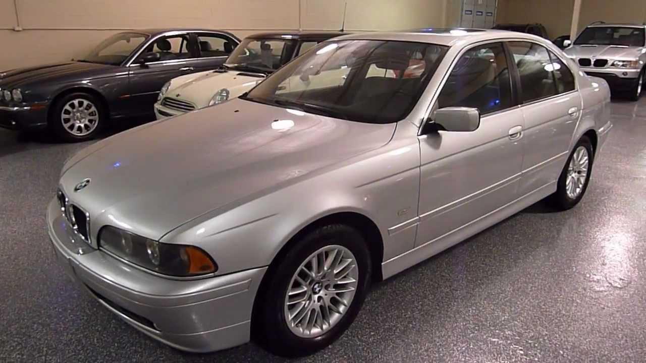2001 BMW 530i 4dr Sedan SOLD (#2228) - YouTube