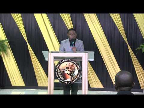Session 1 - Apostle Kareem Flowers - Caribbean Conference 2016