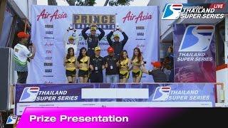 Prize Presentation Caterham Championship Race 2 | Bira International Circuit
