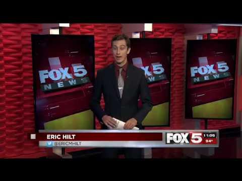 Creative Monitor Effects — Technical Producer, KVVU FOX5 Las Vegas