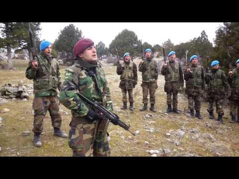 Komando Andı Isparta Camili Yayla Asteğmenleri
