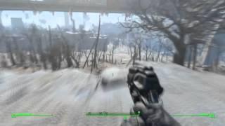 Как получить Силовую броню Т-60 в начале игры