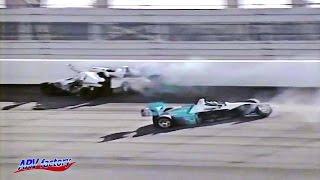Big Crash of 1997 Indy Lights Fontana