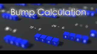Bump Calculation