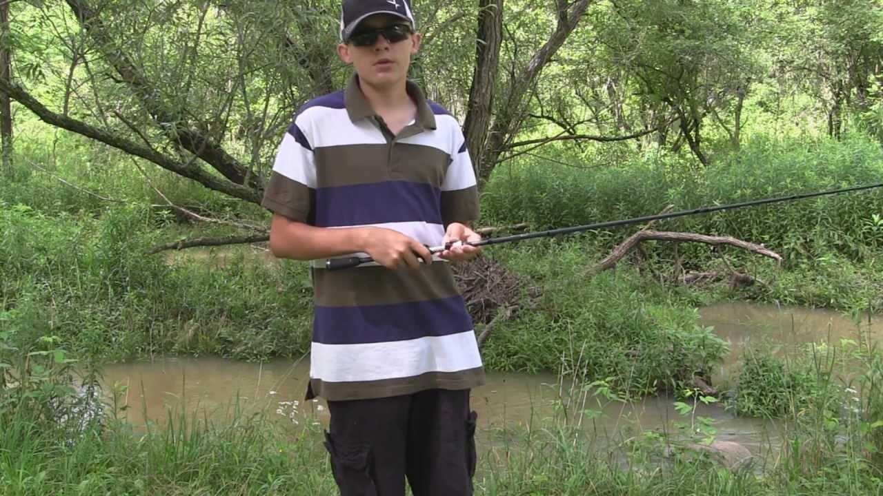 13 fishing omen black review youtube for 13 fishing omen