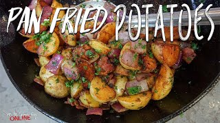 Crispy potatoes with bacon, onion & smoked paprika - what else could matter? ▽ SUBSCRIBE TO MY ONLINE SHOW: http://bit.ly/2j7PesV ▽ WATCH MY TV ...