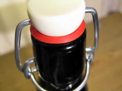 Basics of Home Brewing:  What are EZ cap bottles?