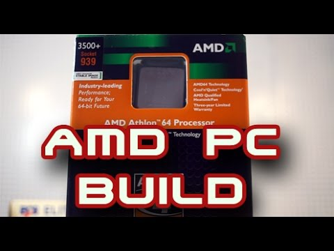 New AMD PC Builds: PC Building Bliss