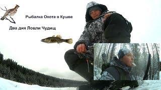 Рыбалка Охота в Кушве - Два дня Ловли Чудищ