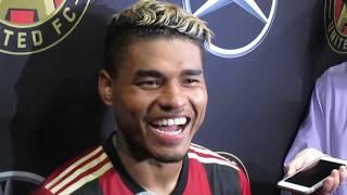 Atlanta United Josef Martinez post-game presser Vancouver 3.17.18 #atlutd #vwfc