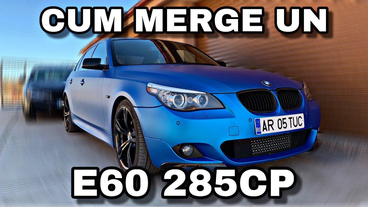 Prezentare BMW E60