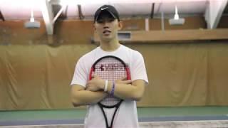 Dongyeon (Danny) Kim Tennis Recruiting Video - Class of 2019