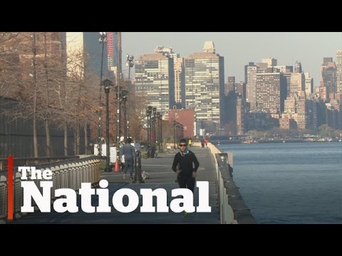 New York faces climate change