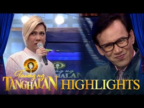 Madlang people laughs at Vice Ganda's remark on Rey Valera | It's Showtime