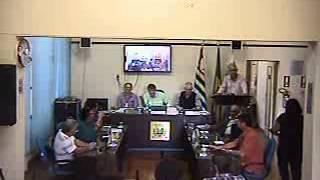 Reunião com os Secretários Municipais