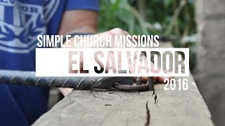2016 Mission Trip: El Salvador