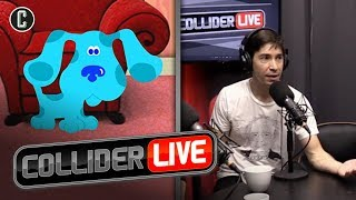 Justin Long Turned Down Blue's Clues for Galaxy Quest & Ed