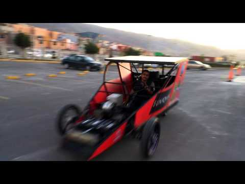 Carro solar en UTT Tijuana