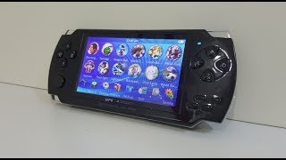 A $40 PSP Game System?