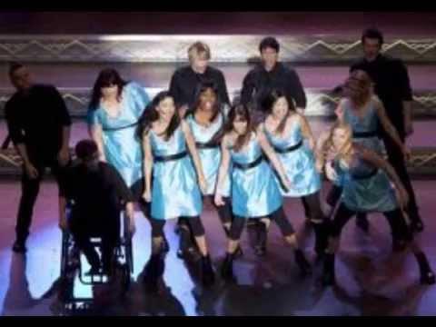 Loser Like Me Glee Cast FULL