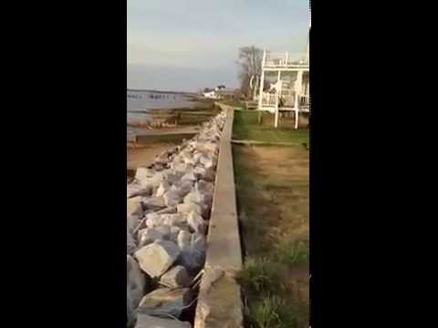 Bay View Delaware Waterfront Lot For Sale