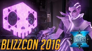 Overwatch na BlizzCon 2016!