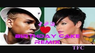 Ciara Reaction: To Rihanna ft. Chris Brown - Birthday Cake (Remix)