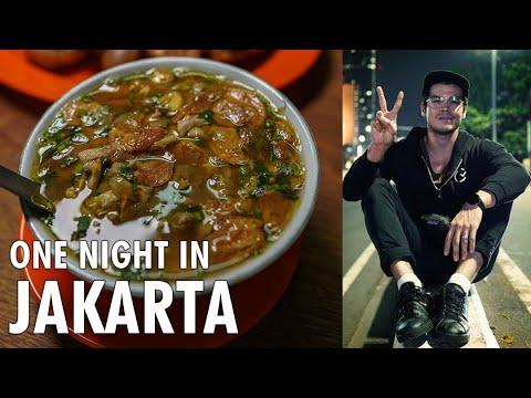 Street Food Guide In JAKARTA, INDONESIA | Overnight: Jakarta (Part 1)