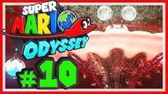 SUPER MARIO ODYSSEY # 10 🎩 Kampf um das geheime Blumenfeld! [HD60] Let's Play Super Mario Odyssey