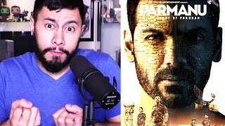 PARMANU: THE STORY OF POKHRAN | John Abraham | Movie Review!